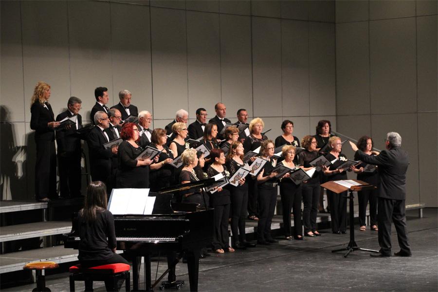 Coral de la Sociedad Filarmónica Alteanense